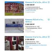 сколько стоит доля в квартире